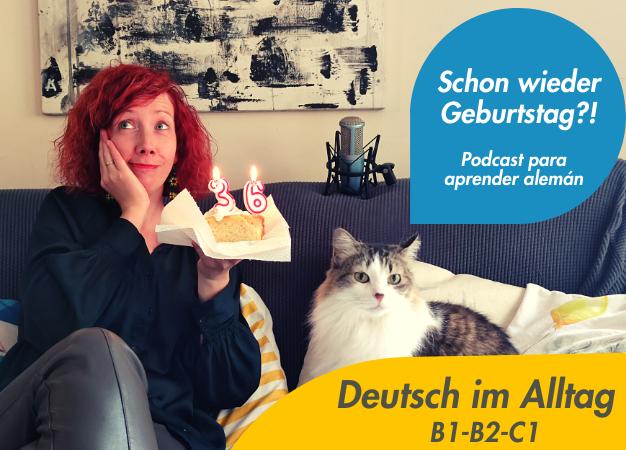 Deutsch im Alltag - Geburtstag